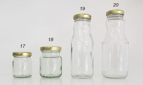 Drinking water bottle or Juice bottle 17-20