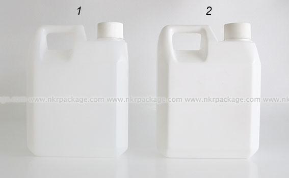 Gallon, Cylinder bottle, Foggy 1-2