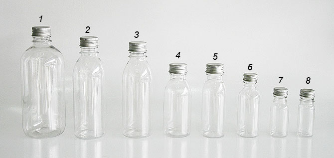Medicine Bottle 1-8