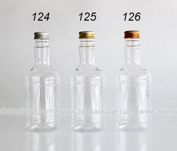 Cosmetic Bottle (1) 124-126