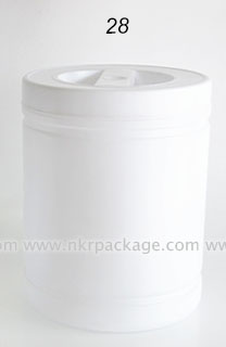 Gallon, Cylinder bottle, Foggy 28