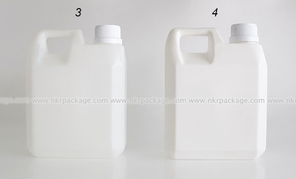 Gallon, Cylinder bottle, Foggy 3-4