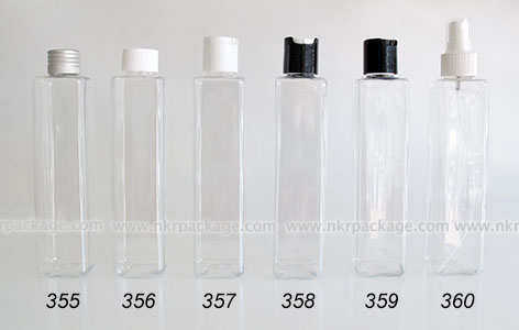 Cosmetic Bottle (1) 355-360
