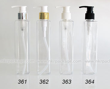 Cosmetic Bottle (1) 361-364