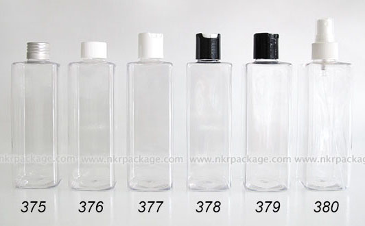 Cosmetic Bottle (1) 375-380