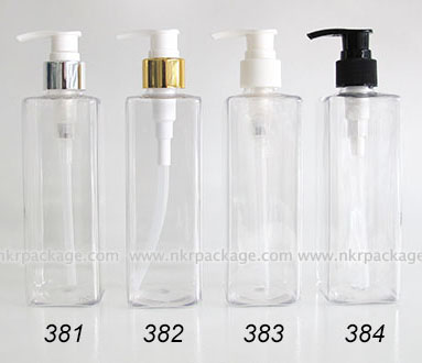 Cosmetic Bottle (1) 381-384