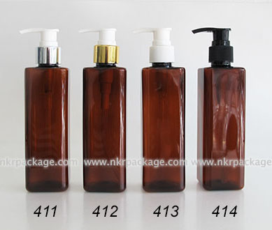 Cosmetic Bottle (1) 411-414