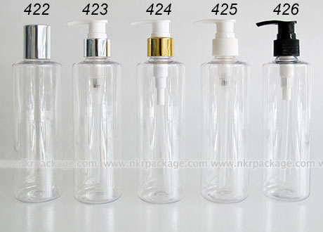Cosmetic Bottle (2) 422-426