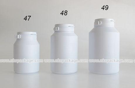 Supplementary food bottle 47-49