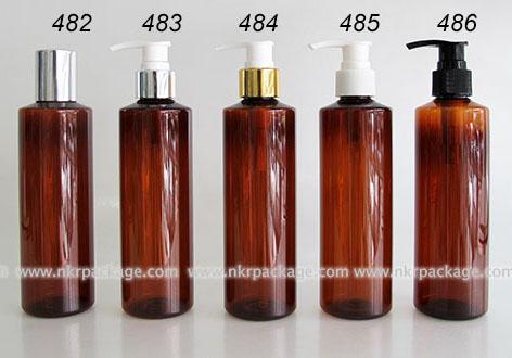 Cosmetic Bottle (2) 482-486