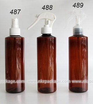 Cosmetic Bottle (2) 487-489