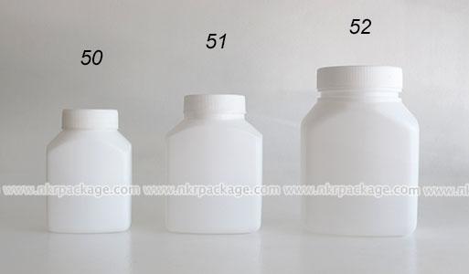 Supplementary food bottle 50-52