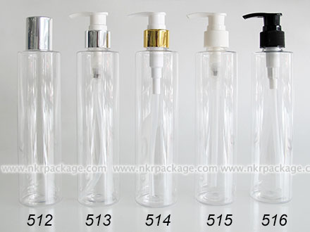 Cosmetic Bottle (2) 512-516