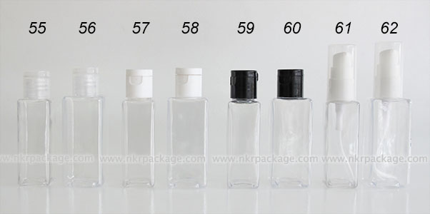 Cosmetic Bottle 55-62