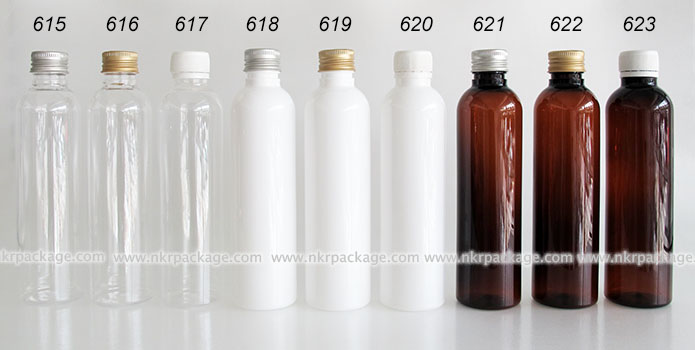 Cosmetic Bottle (2) 615-623