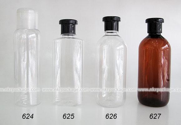 Cosmetic Bottle (2) 624-627