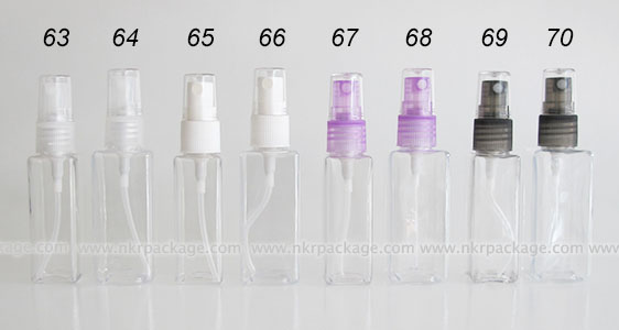 Cosmetic Bottle (1) 63-70