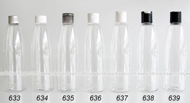 Cosmetic Bottle (2) 633-639