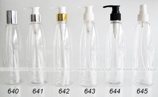 Cosmetic Bottle (2) 640-645