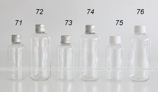 Cosmetic Bottle 71-76