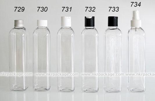 Cosmetic Bottle (2) 729-734