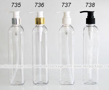 Cosmetic Bottle (2) 735-738