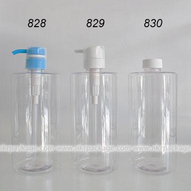 Cosmetic Bottle (2) 828-830
