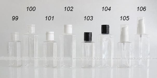 Cosmetic Bottle 99-106