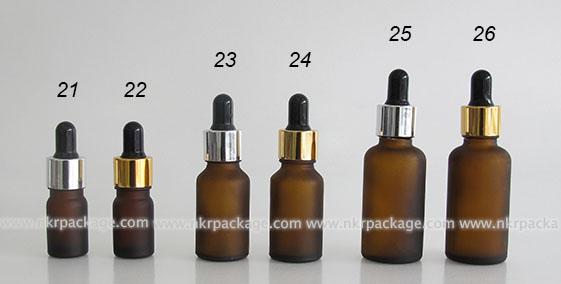 Glass bottle 21-26