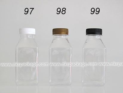 ขวดใส่น้ำดื่ม , ขวดน้ำผลไม้ และ ขวดใส่น้ำจิ้ม หมายเลข 97-99