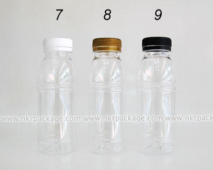 ขวดใส่น้ำดื่ม , ขวดน้ำผลไม้ และ ขวดใส่น้ำจิ้ม หมายเลข 7-9
