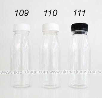 ขวดใส่น้ำดื่ม , ขวดน้ำผลไม้ และ ขวดใส่น้ำจิ้ม หมายเลข 109-111