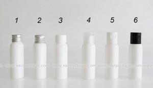 ขวดพลาสติก ขวดใส่เครื่องสำอาง แบบ 1-6