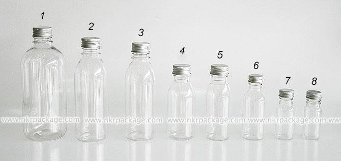 ขวดยา หมายเลข 1-8