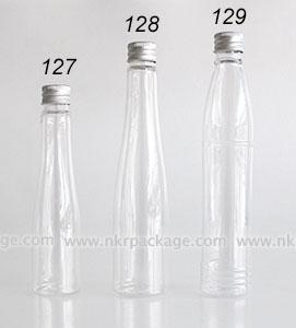 ขวดพลาสติก ขวดใส่เครื่องสำอาง แบบ 127-129