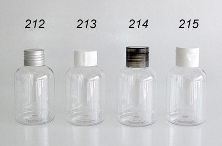 ขวดพลาสติก ขวดใส่เครื่องสำอาง (1) หมายเลข 212-215