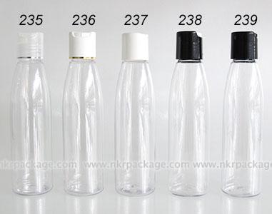 ขวดพลาสติก ขวดใส่เครื่องสำอาง แบบ 235-239