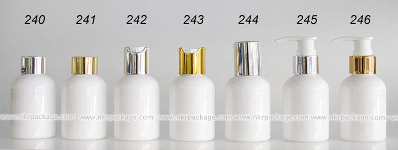 ขวดพลาสติก ขวดใส่เครื่องสำอาง (1) หมายเลข 240-246
