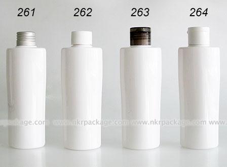 ขวดพลาสติก ขวดใส่เครื่องสำอาง หมายเลข 261-264