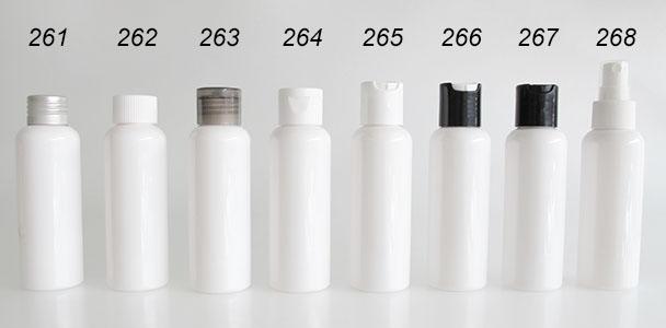 ขวดพลาสติก ขวดใส่เครื่องสำอาง (1) หมายเลข 261-268