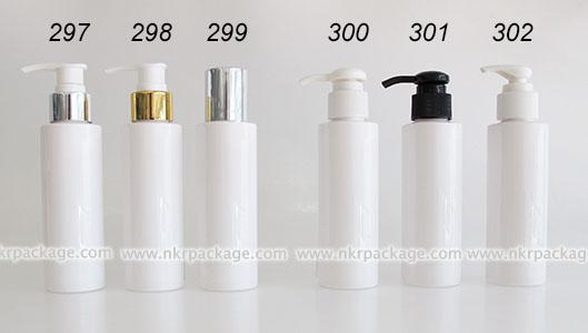 ขวดพลาสติก ขวดใส่เครื่องสำอาง (1) หมายเลข 297-302