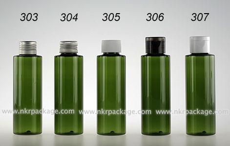 ขวดพลาสติก ขวดใส่เครื่องสำอาง (1) หมายเลข 303-307