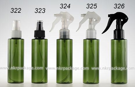 ขวดพลาสติก ขวดใส่เครื่องสำอาง (1) หมายเลข 322-326