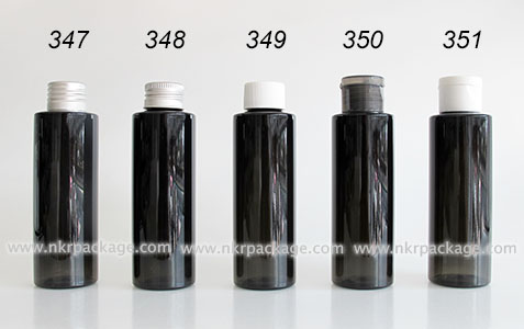 ขวดพลาสติก ขวดใส่เครื่องสำอาง (1) หมายเลข 347-351