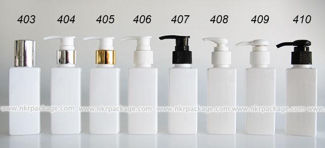 ขวดพลาสติก ขวดใส่เครื่องสำอาง (1) หมายเลข 403-410