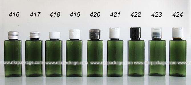 ขวดพลาสติก ขวดใส่เครื่องสำอาง (1) หมายเลข 416-424