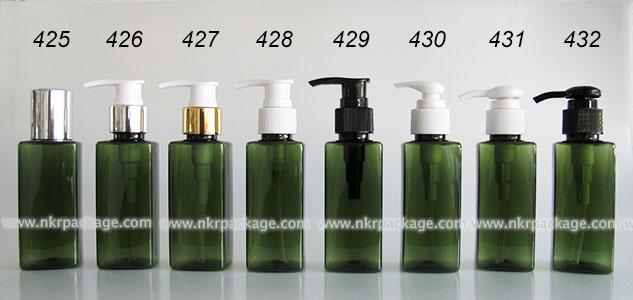 ขวดพลาสติก ขวดใส่เครื่องสำอาง (1) หมายเลข 425-432