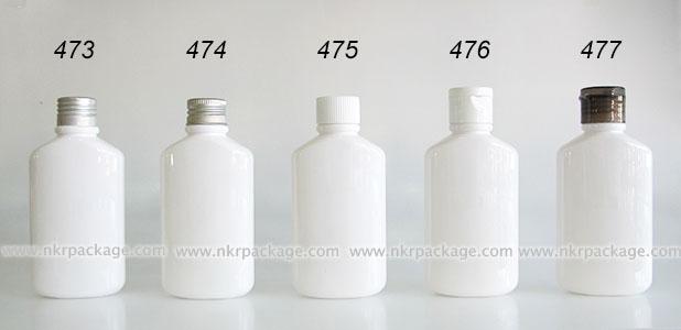 ขวดพลาสติก ขวดใส่เครื่องสำอาง (1) หมายเลข 473-477