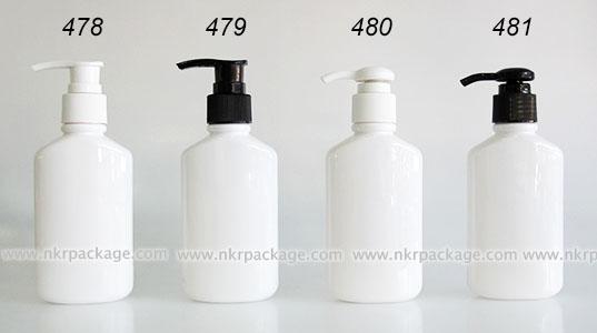 ขวดพลาสติก ขวดใส่เครื่องสำอาง (1) หมายเลข 478-481