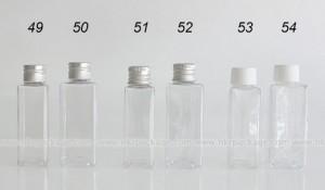 ขวดพลาสติก ขวดใส่เครื่องสำอาง แบบ 49-54